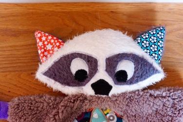 Flying Raccoon 2 tete