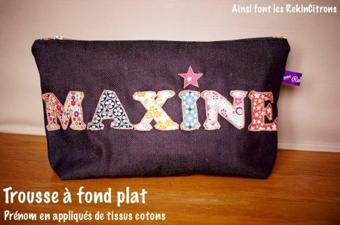 Trousse Maxine